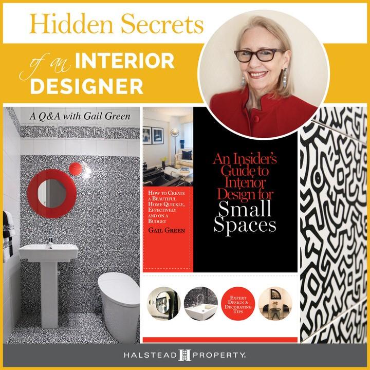 Halstead Property: Hidden Secrets of an Interior Designer - A Q&A with Joann Wasserman and Gail Green of Gail Green Interiors